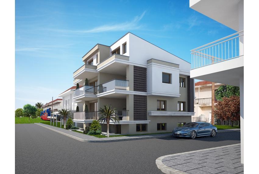 Апартамент  Халкидики Гърция Касандра първа линия до морето